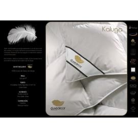 KALUGA (DUVET EXCLUSIVE) 100% duvet de ganso de Kaluga