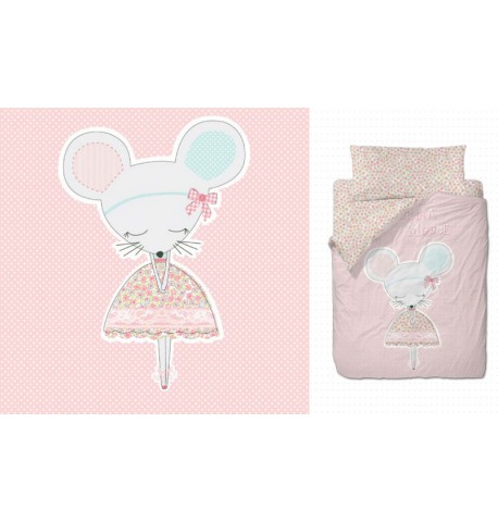 Funda Nórdica BALLERINA MOUSE