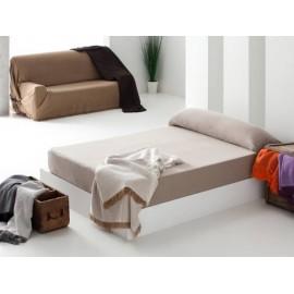 Foulard Multiuso trenzado (algodón-pol)